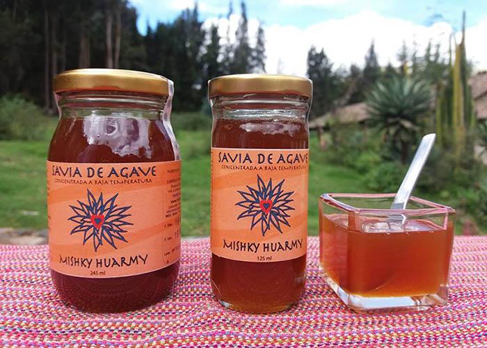 Savia de agave Mishky Huarmy
